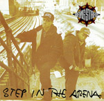 Step in the Arena, Gang Starr's second album.