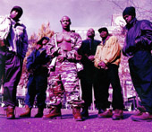 The Gang Starr Foundation - circa 1994