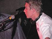 Philadelphia DJ Diplo, October 30 2005