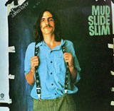 The cover of James Taylor's Mud Slide Slim album.